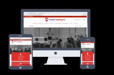 webdesign-trusted training 4 u