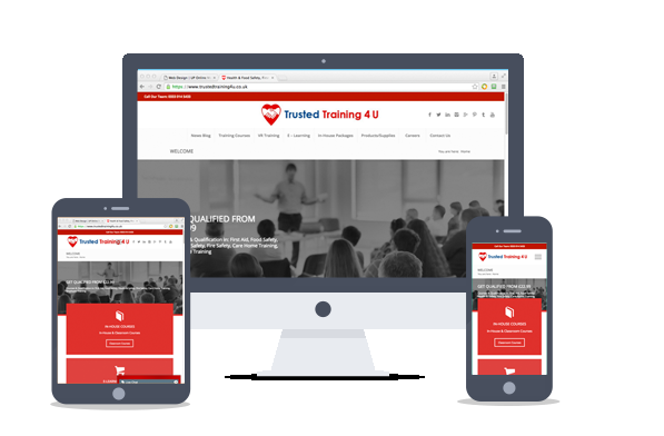 webdesign-trusted training 4 u